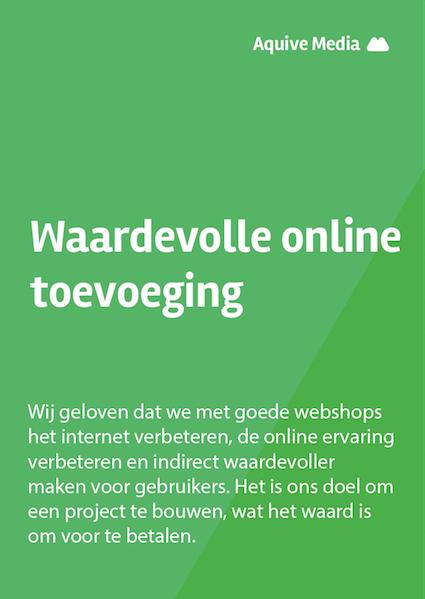 Visie posters - waardevolle online toevoeging 4